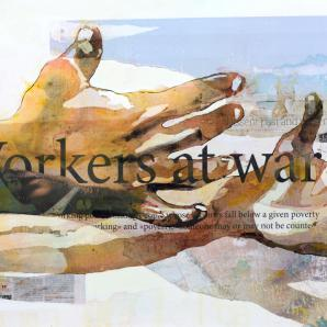 Workers at war