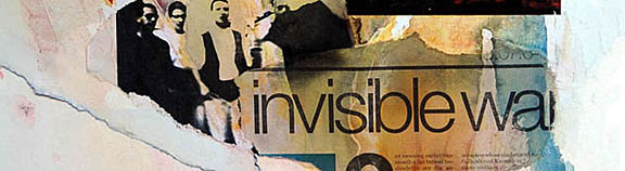 Invisible war (detail)